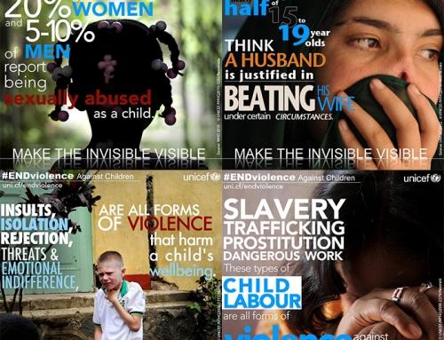 #EndViolence, 폭력으로부터 아동을 지키는 방법