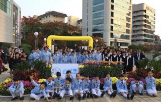 논산파랑새합창단(단체사진)